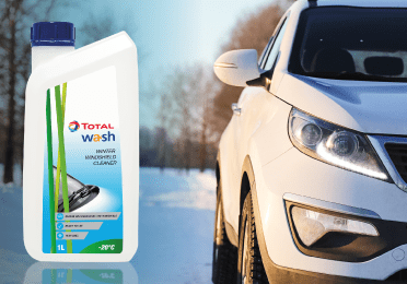 TOTAL WASH - Winter Windshield Cleaner