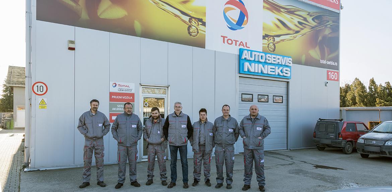 Auto servis Nineks Novi Sad
