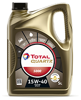 TOTAL QUARTZ 5000