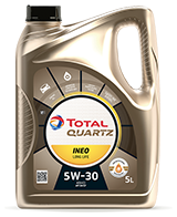 Motorna ulja total quartz ineo