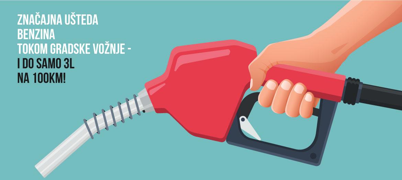 Potrošnja goriva