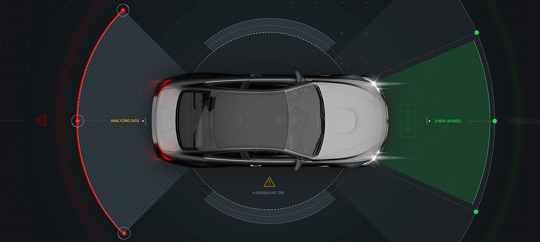 Kako da vozite automobil u rikverc?