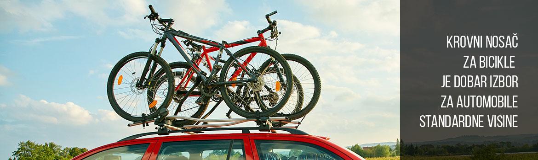 Krovni nosač za bicikle