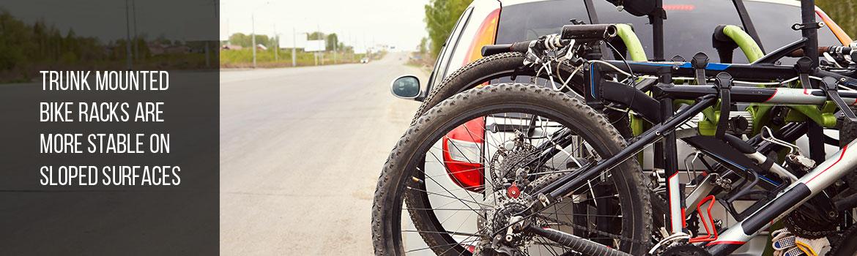 Trunk Mounted Bike Racks