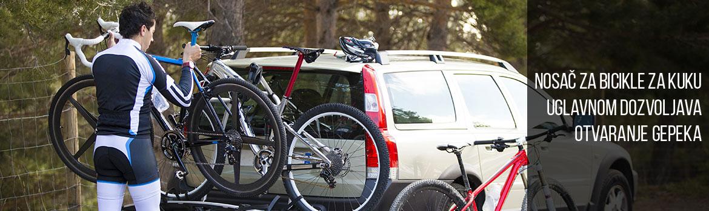 Prednosti nosača za bicikle za kuku