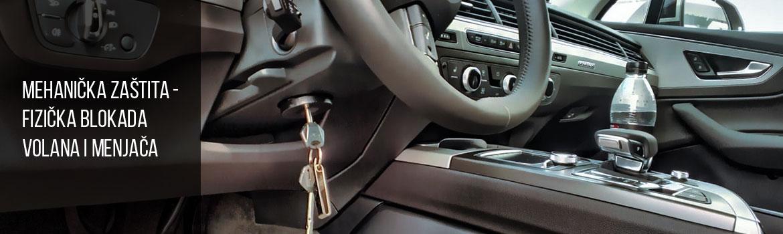 Kako da sprečite krađu automobila