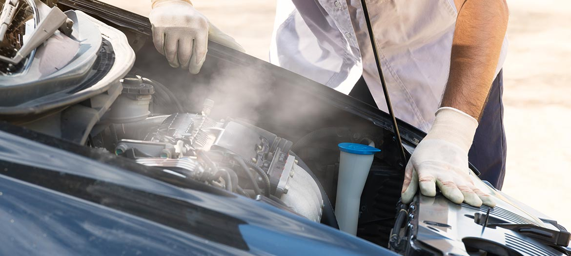 The Overheating of Electric Pump Engines