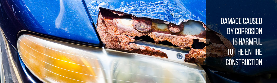 How to fight corrosion