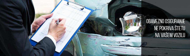 Manje poznate činjenice o dobrovoljnom auto osiguranju