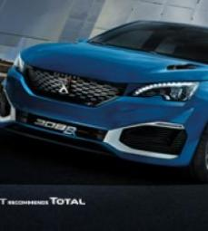 Peugeot and Total - another road to the future