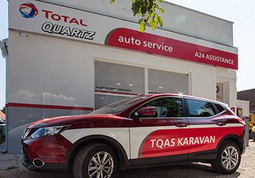 TQAS Karavan - 1. epizoda