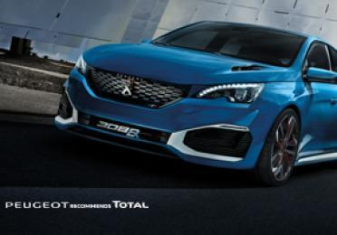 Peugeot and TotalEnergies - another road to the future