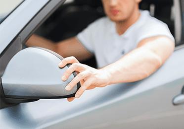 Kako podesiti sedište i retrovizore