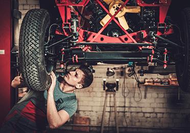 Tjuniranje kočnica i upravljivost automobila