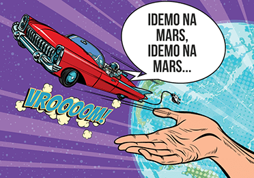 Milion kilometara autom: mit ili realnost?