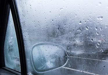 How to defog your car's windows
