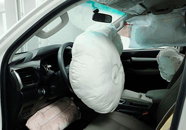 Provera vazdušnih jastuka u polovnim automobilima