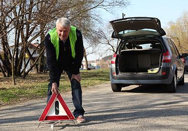 Šta kada Vam se auto pokvari na putu