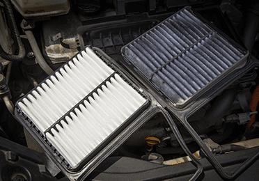zaprljan filter vazduha