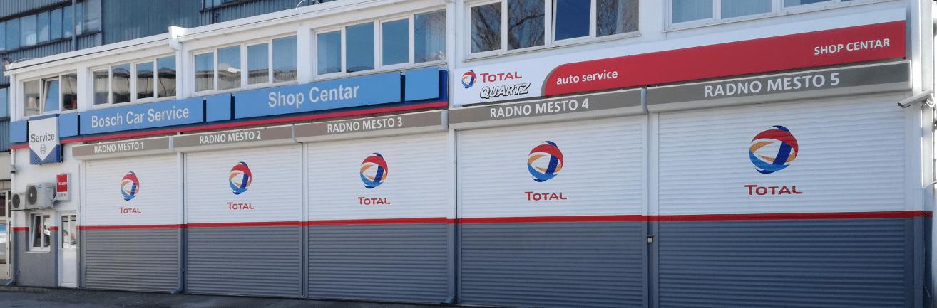 Total servisna mreža