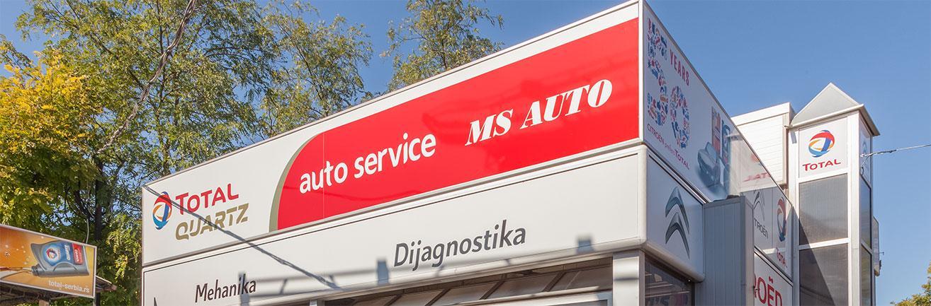 MS Auto | Pančevo