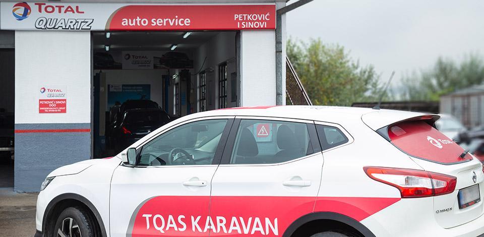 Petković i sinovi | TQAS Karavan