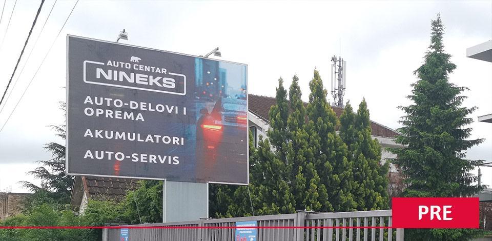 Nineks Novi Sad