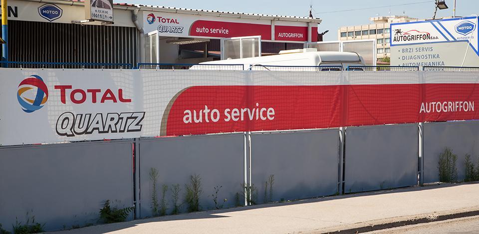 TQAS servis Autogriffon