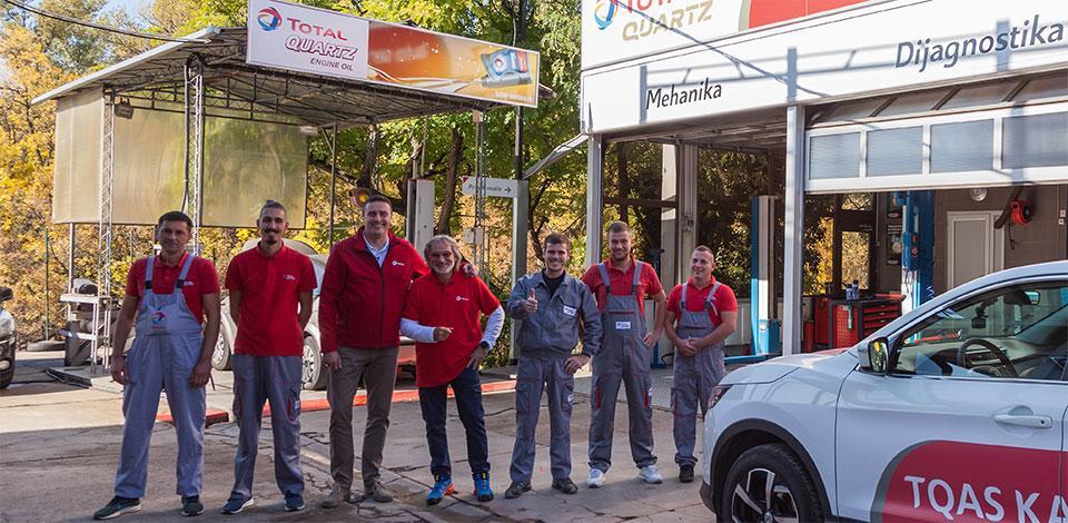 TQAS servis MS Auto Pančevo