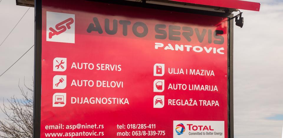 Servis PANTOVIĆ